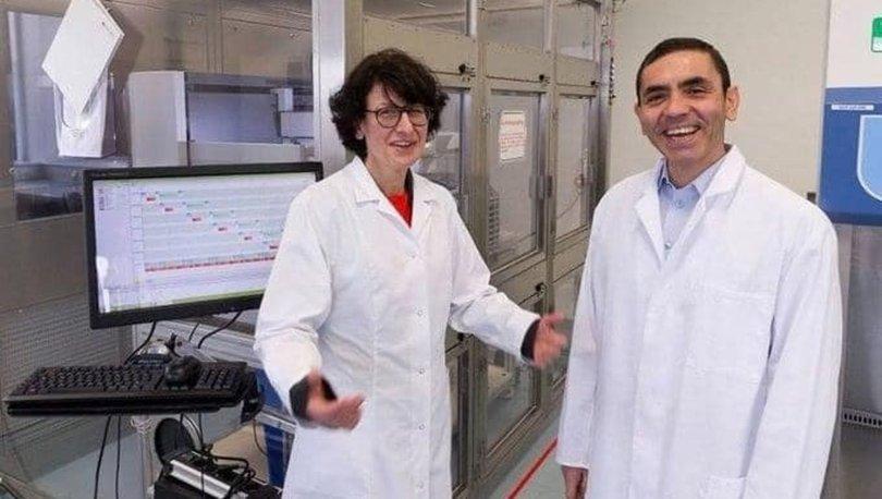 Türk bilim insanları Uğur Şahin ve Özlem Türeci örnek gösterildi! - Haberler