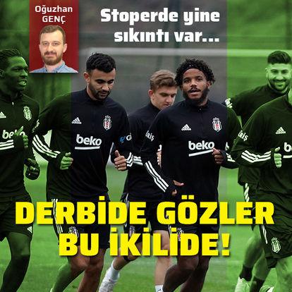 Beşiktaş'ın derbide kozu sağ kanat | Beşiktaş haberleri
