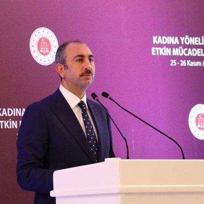 Adalet Bakanı Gül'den Türk gemisine hukuksuz baskın tepkisi: Tüm haklarımızı kullanacağız