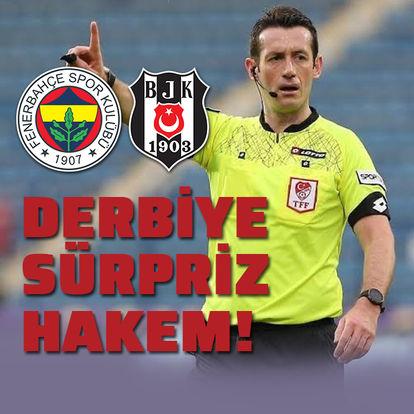 Son dakika! Fenerbahçe - Beşiktaş derbisinin hakemi belli oldu!