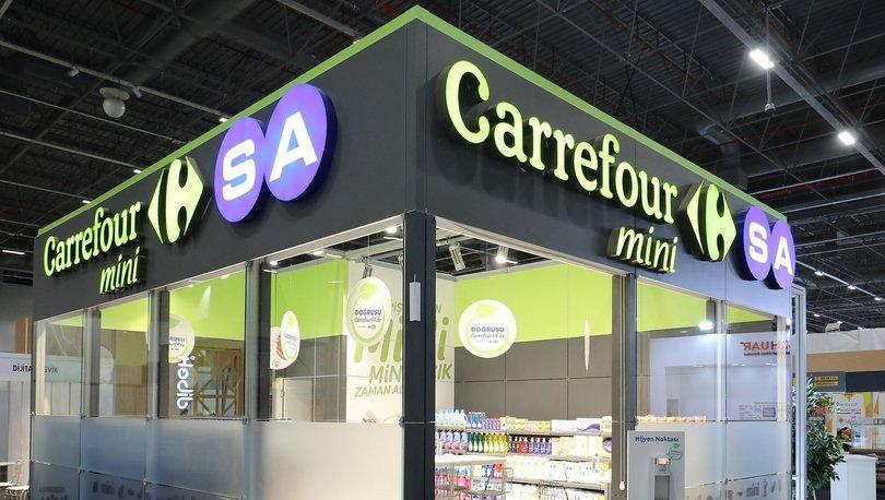 Carrefoursa franchise sistemine geçti
