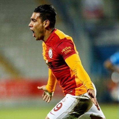 Falcao'nun sakatlık kabusu - Galatasaray haberleri