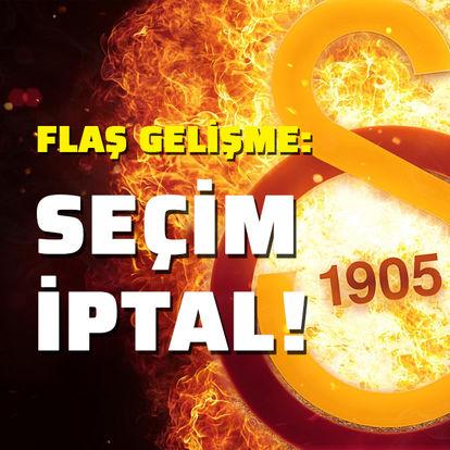 Galatasaray Kulübü'nde olağanüstü genel kurul yapılamayacak