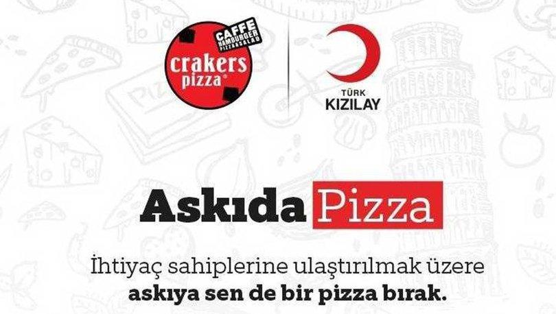Bu kez Askıda Pizza