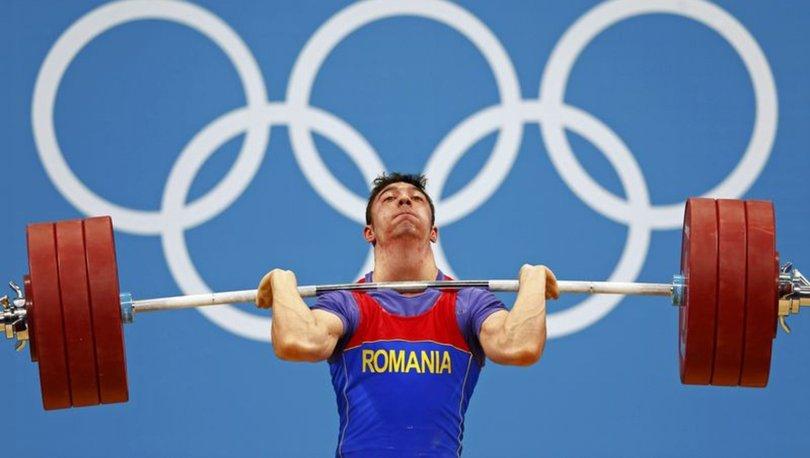 Rumen haltercilere 2012 Olimpiyatları'na dönük doping cezası