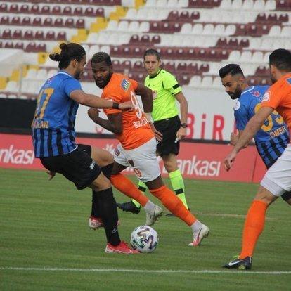 Atakaş Hatayspor: 2 - Karacabey Belediyespor: 2