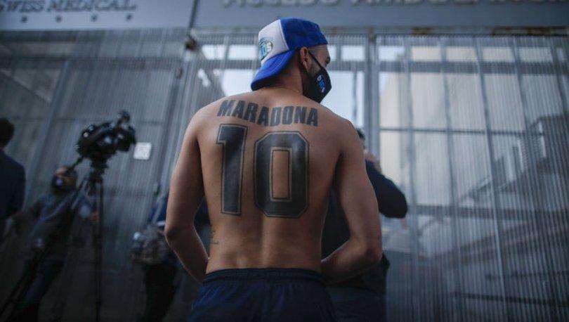 Maradona'nın hayatını kaybetmesi sonrası Arjantin'de ulusal yas ilan edildi!