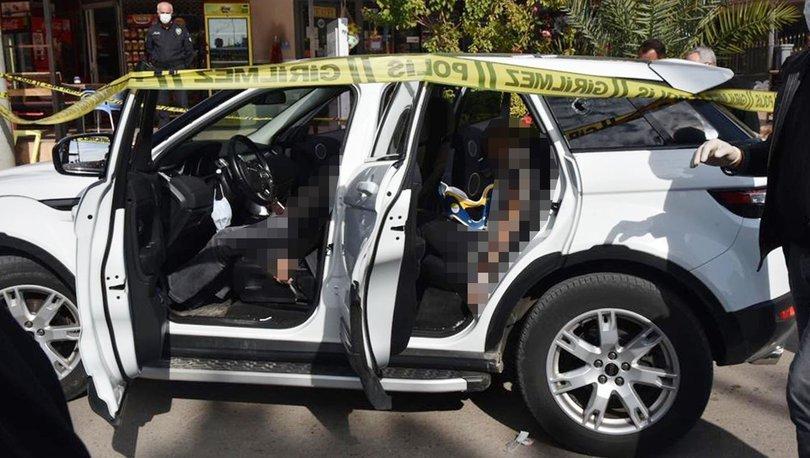 Son dakika haberler... Antalya'da lüks cipte dehşet: 3 ölü!