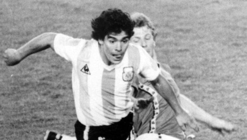 Şampiyonlar Ligi'nde Maradona için saygı duruşu yapılacak