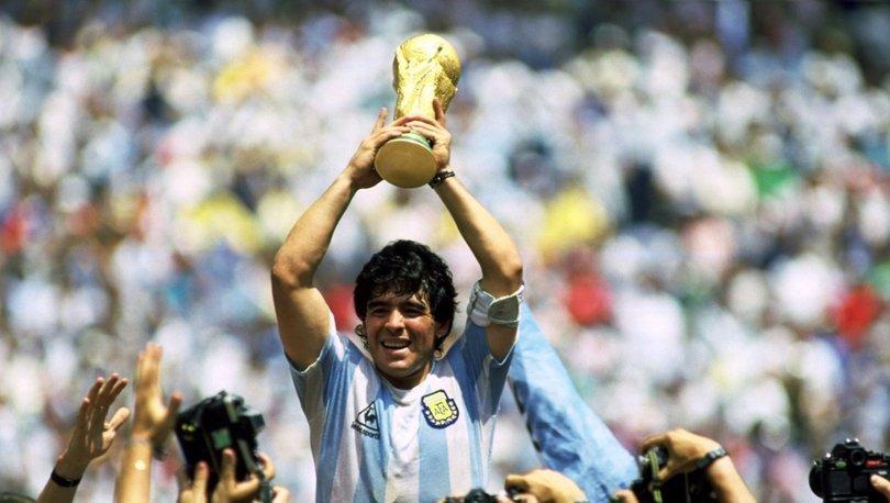 Maradona hayatını kaybetti! Diego Maradona nasıl öldü, hastalığı neydi? Biyografisi...
