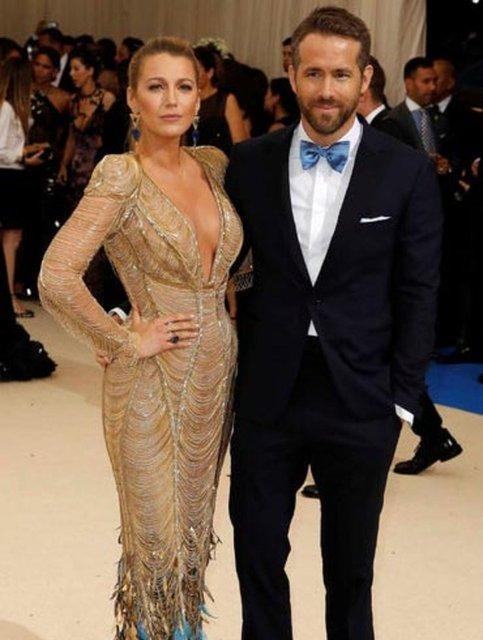 Blake Lively ve Ryan Reynolds çiftinden evsizlere 500 bin dolar bağış - Magazin haberleri