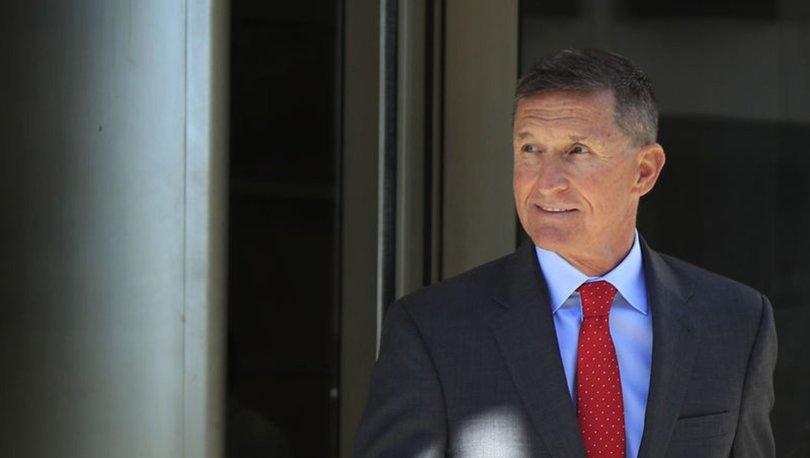 Donald Trump Michael Flynn'i affetti