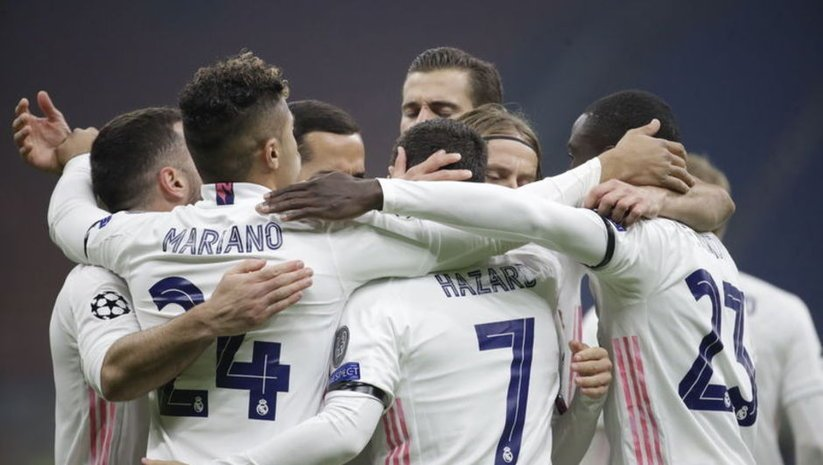 Real Madrid, Inter'i bir daha yendi!