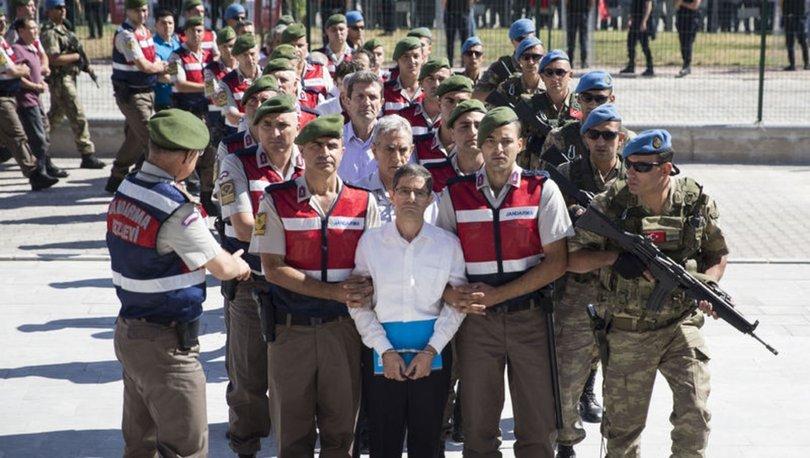 Son dakika: Akıncı Üssü davasında ceza yağdı! 15 Temmuz hainlerine ağırlaştırılmış müebbet - Haberler