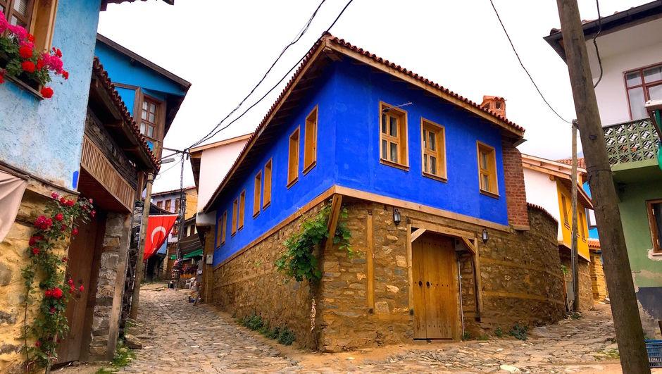 Osmanlı - Türk kentlerine örnek