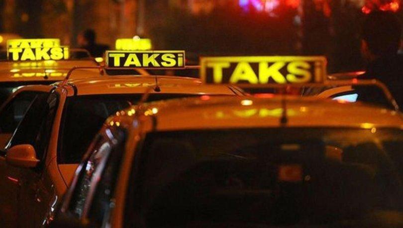 Son dakika haberler... Taksiye üçüncü ret
