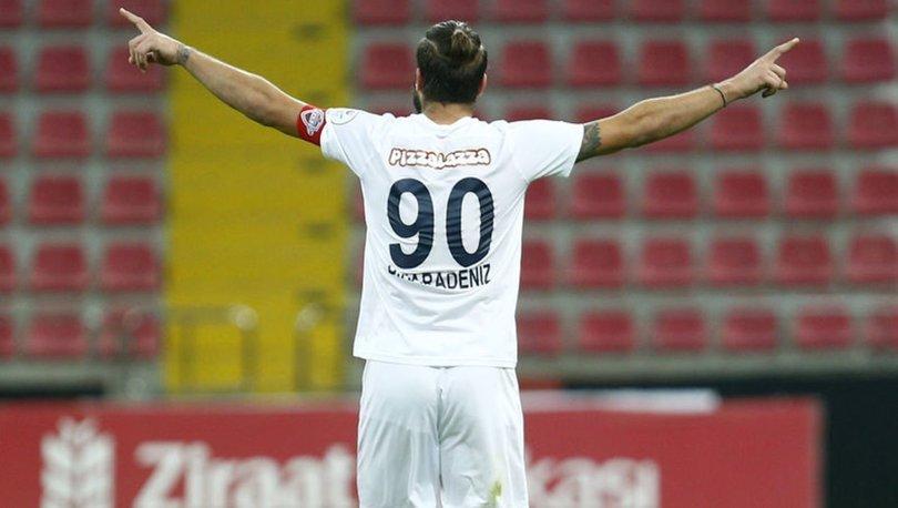 Batuhan Karadeniz Kayserispor maçında hat-trick yaptı