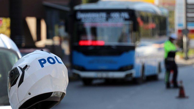 Karantinayı delip halk otobüsüne bindi! - Haberler