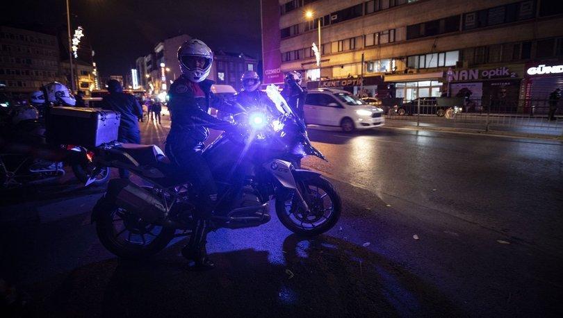 Son dakika: İstanbul'da 'Yeditepe Huzur' uygulaması - Haberler