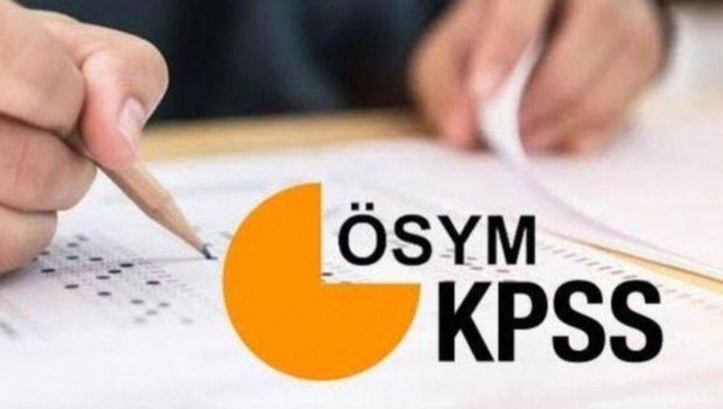 KPSS önlisans sınav sonuç sorgula 2020 - ÖSYM duyurdu: KPSS ortaöğretim sınav sonuçları hızla tıkla, öğren