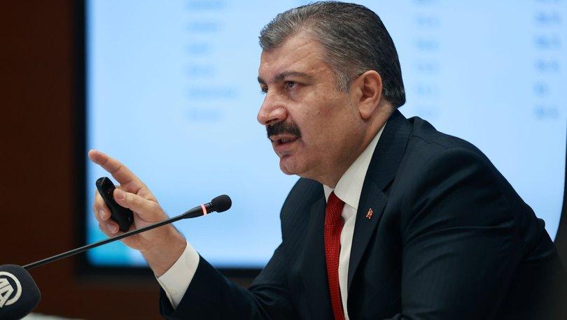 Son dakika haberi: Bakan Fahrettin Koca'dan yerli koronavirüs aşısı açıklaması