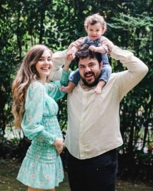 Berfu Yenenler'den hamilelik pozu: 22. haftaya hoş geldik - Magazin haberleri