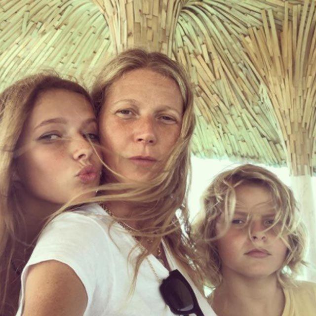 Gwyneth Paltrow babası Bruce Paltrow'un küllerini ziyaret etti - Magazin haberleri