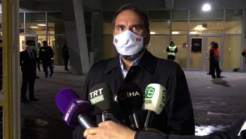 Sivasspor Kulübü Başkanı Mecnun Otyakmaz: Şansımız sürüyor, çok mutluyuz