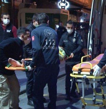 Yabancı uyruklu kadın otelin penceresinden düştü