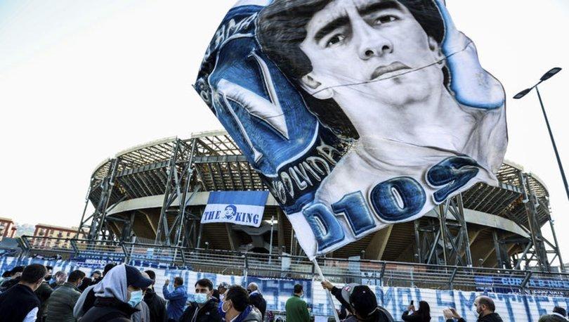 Arjantinli futbol efsanesi Maradona son yolculuğuna uğurlandı - Haberler