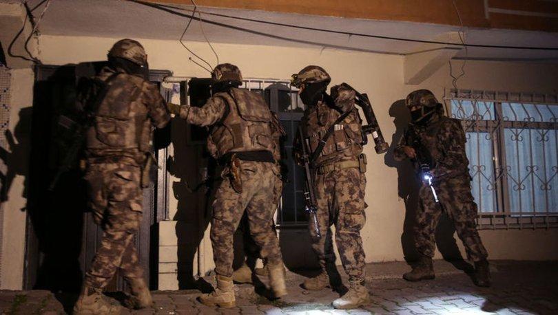 Son dakika haberi Ankara'da terör operasyonu! 10 gözaltı