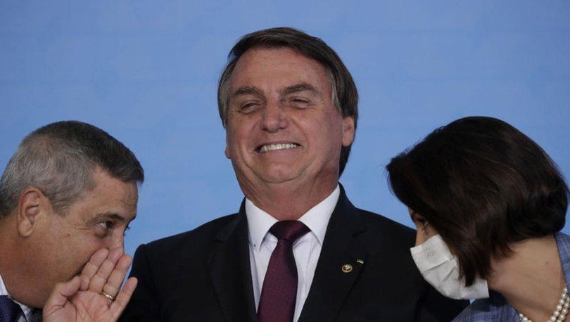 Bolsonaro: Aşı yaptırmayacağım