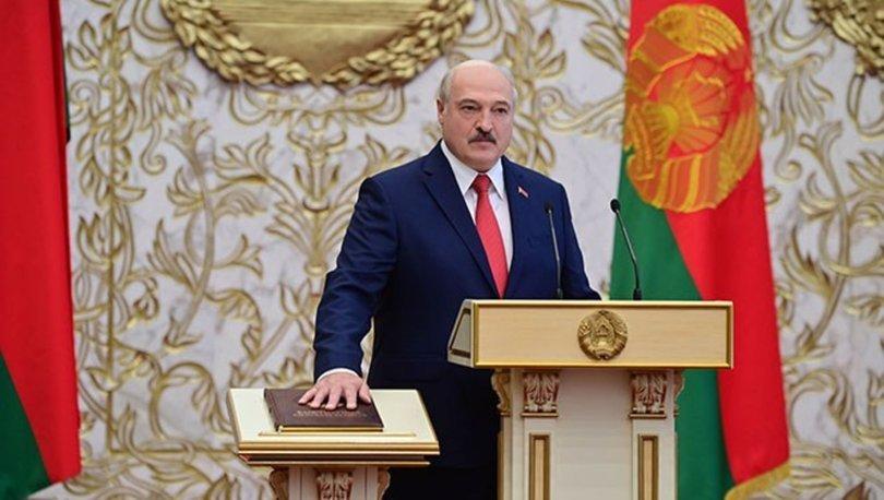 Belarus Cumhurbaşkanı Lukaşenko: Yeni anayasa ile artık cumhurbaşkanı olarak çalışmayacağım - Haberler