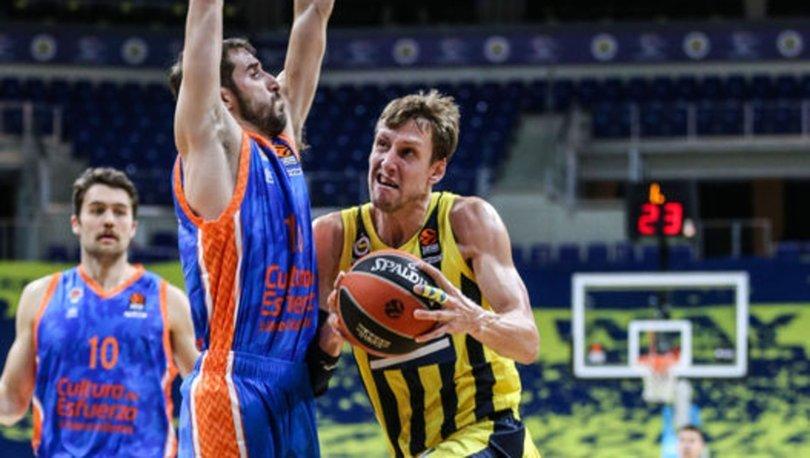 Fenerbahçe Beko: 86 - Valencia Basket: 90 (MAÇ SONUCU)