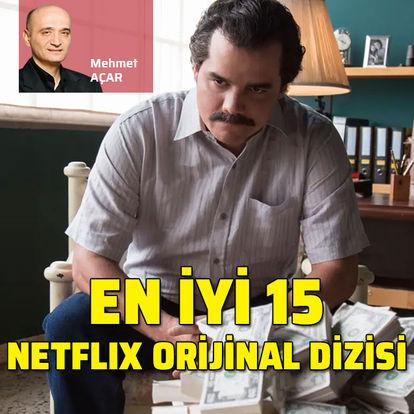 En iyi 15 Netflix orijinal dizisi