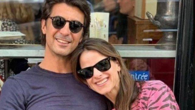 Edvina Sponza ile İbrahim Kutluay'ın barışma yemeği evde! - Magazin haberleri