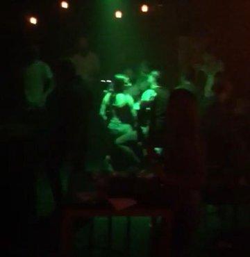 Tedbirleri hiçe sayan kaçak gece kulübüne korona baskını