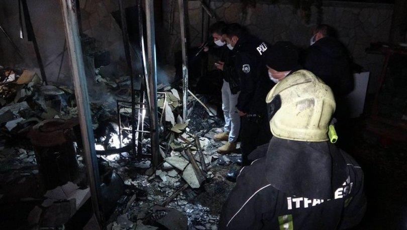 SON DAKİKA! Galip Öztürk'ün yeğeninin yazlık evinde yangın: Damatları öldü