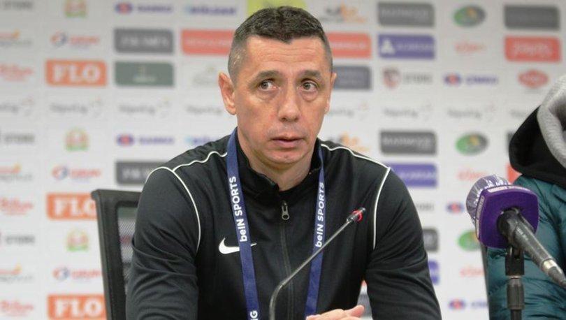 Gaziantep FK Yardımcı Antrenörü Gabriel Margarit: 2 puan kaybeden biz olduk
