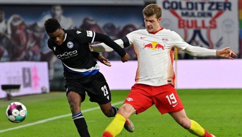 Leipzig: 2 - Arminia Bielefeld:1 MAÇ SONUCU