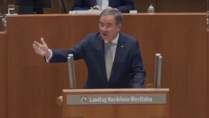 NRW Eyalet Başbakanı Armin Laschet'den Uğur Şahin'e övgü sözleri