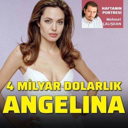 4 milyar dolarlık Angelina