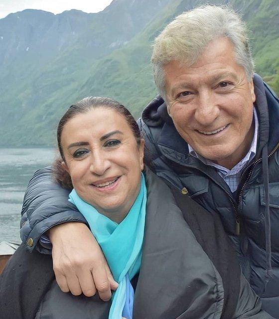 Perran Kutman ve Koral Sarıtaş'ın 40. yıl kutlaması - Magazin haberleri