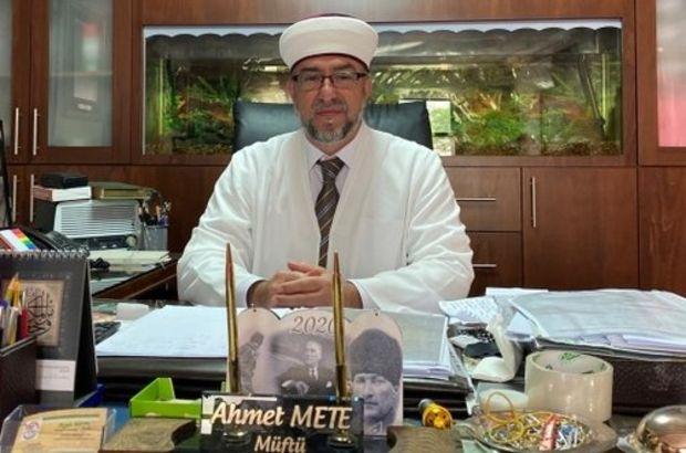 İskeçe Müftüsü Ahmet Mete'ye ırkçı tehdit - Dünya Haberleri