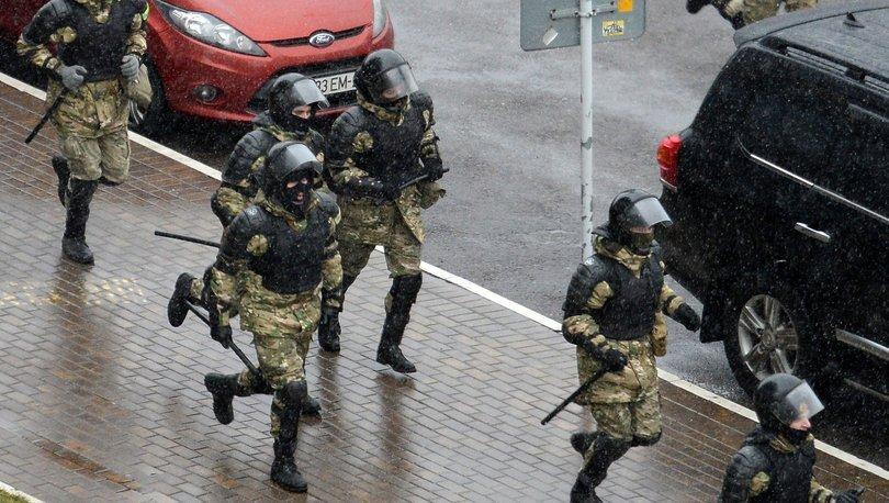 Belarus'taki hükümet karşıtı protestolar devam ediyor! - Haberler