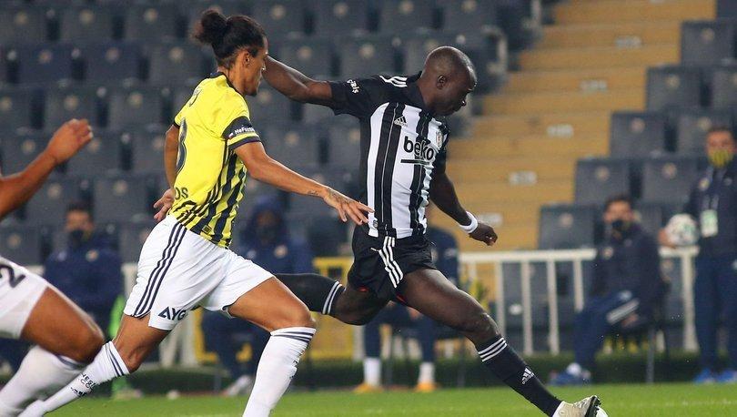 Vincent Aboubakar'dan tarihi başarı! Fenerbahçe maçında 20 dakikada 2 gol...