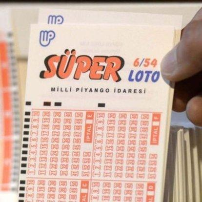 29 Kasım Süper Loto sonuçları açıklandı!