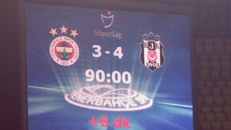 Beşiktaş'tan Fenerbahçe'ye flaş gönderme!