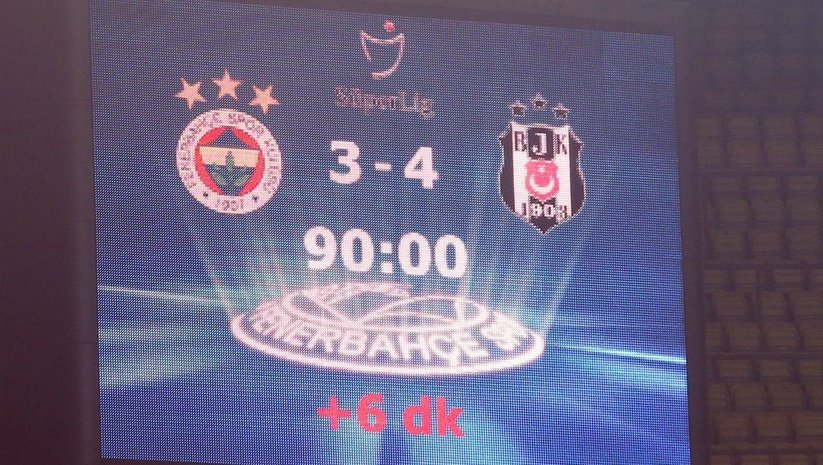 Fenerbahçe'ye flaş gönderme!