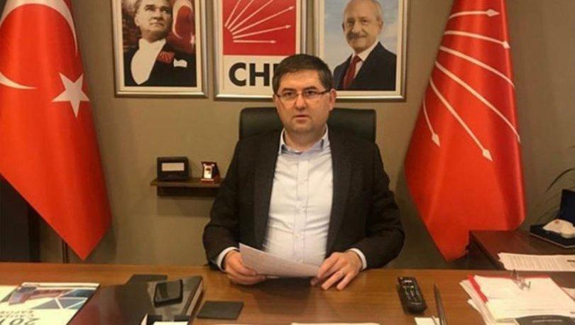 CHP Kocaeli İl Başkanı Harun Yıldızlı'nın Kovid-19 testi pozitif çıktı